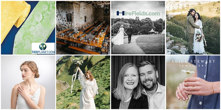 Boho Wedding Directory: This Weeks Awesome Suppliers – 2nd April 2021