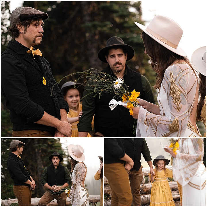 Maudie and Richard's Mountain Elopement in Washingtonby Sincerely Trista Studios