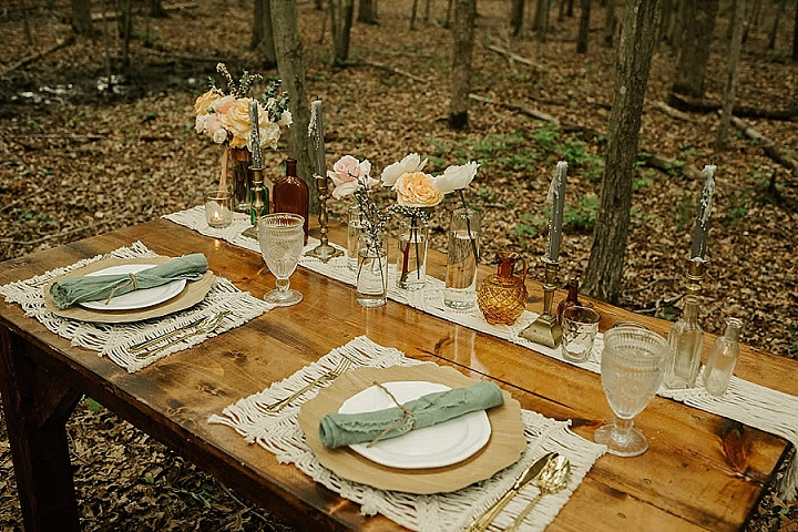 Eco-Elopement Wedding Inspiration - How to Have a Sustainable Elopement