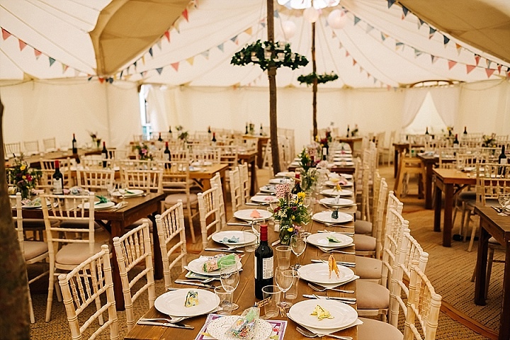 James and Jemma's Glitter Bar and Origami Laid Back Warwickshire Wedding by Kristian Leven Photography