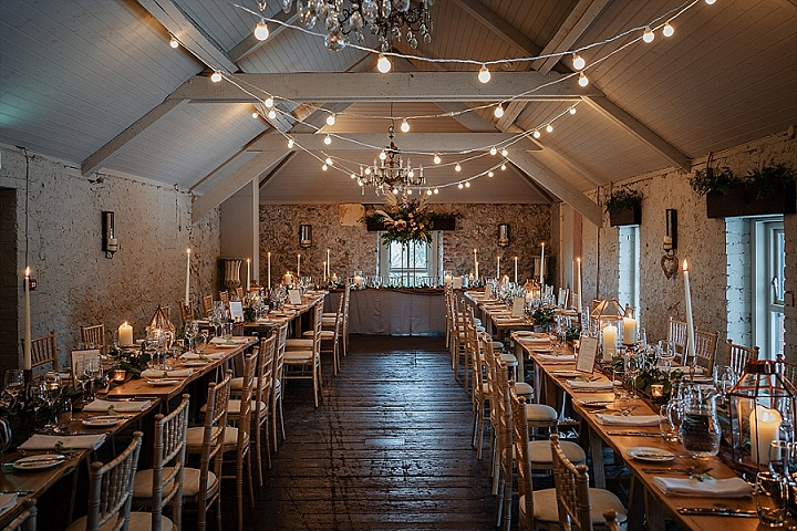 Kim and Jonathan's Relaxed and Natural With a Touch of Glam Wedding in Northern Ireland by Francis Meany Photography