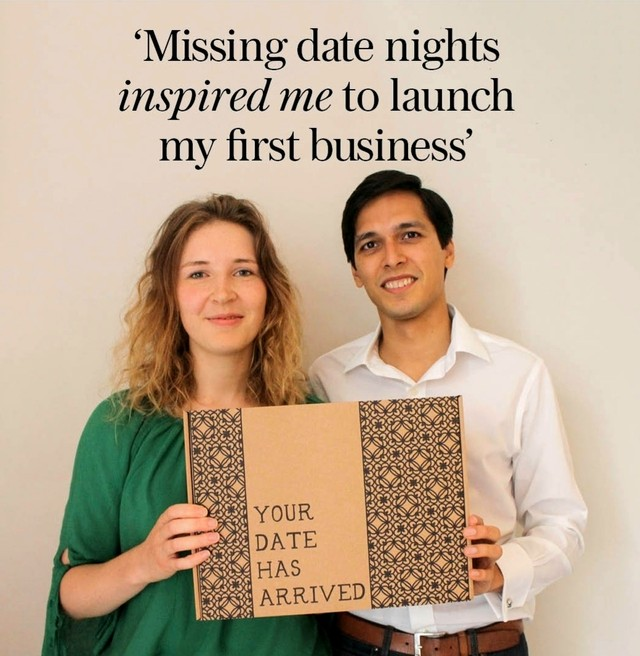 Box 42 Dates - A Full Date Night Experience at Home