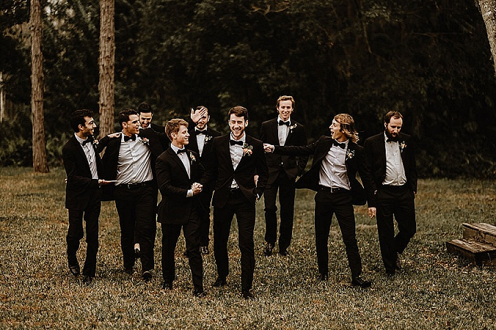 Madison and Ben's Outdoor Bohemian Wedding in Florida by Paisley Sunshine Photography