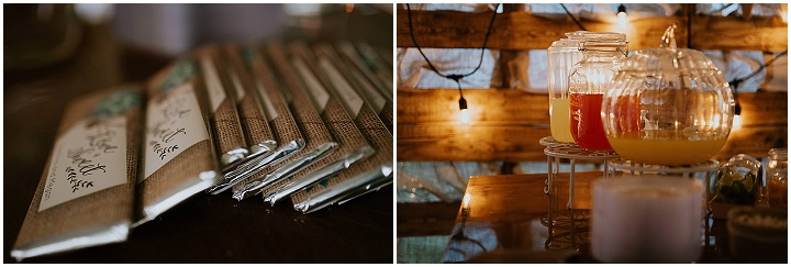 Brettina and Megan's Super Personal Back Garden Wedding in Michigan by Apaige Photography