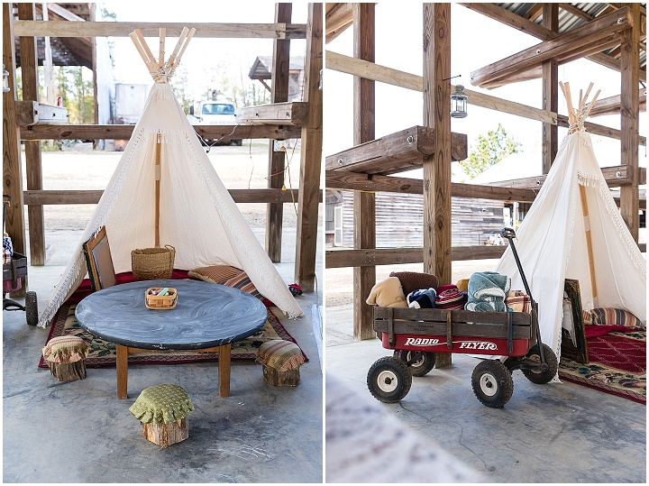 Thomas and Kandace's DIY Backyard Barn Wedding in South Carolina by Megan Manus Photography