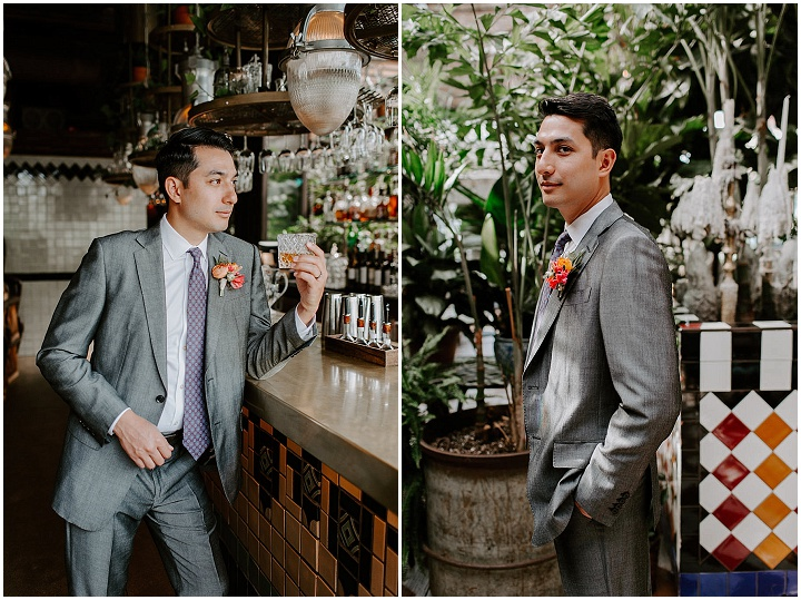 'Moroccan Flair Meets European Vintage' Bright and Colourful Wedding Inspiration