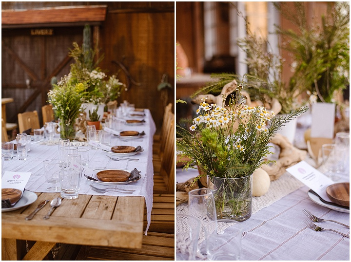 Annelise and Duncan's Intimate Joshua Tree Elopement Retreat by Traci Edwards Photography LLC