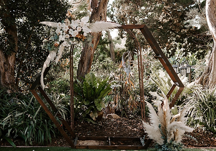 Lindsey and Kyle's Modern San Diego Botanical Garden Wedding by Tayler Ashley Photography