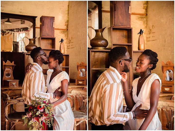 'Summer in the City' Vibrant Street Elopement Inspiration