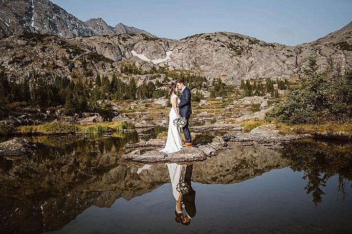 Photographers Show and Tell: Vows And Peaks - Epic Adventure Elopement Photography For The Wild at Heart