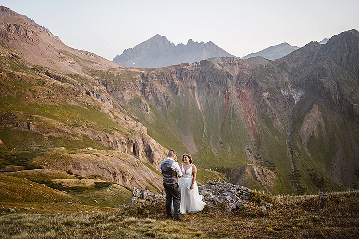 Vows And Peaks - Epic Adventure Elopement Photography For The Wild at Heart