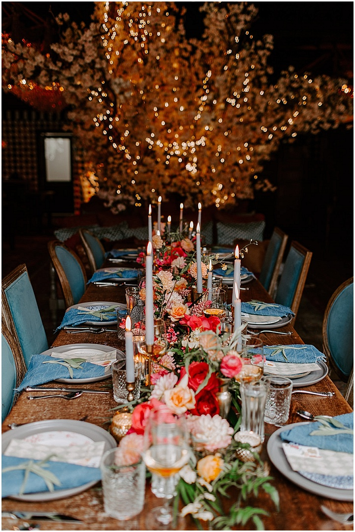 Design Inspiration: How To Add Colour Accents To Your Wedding