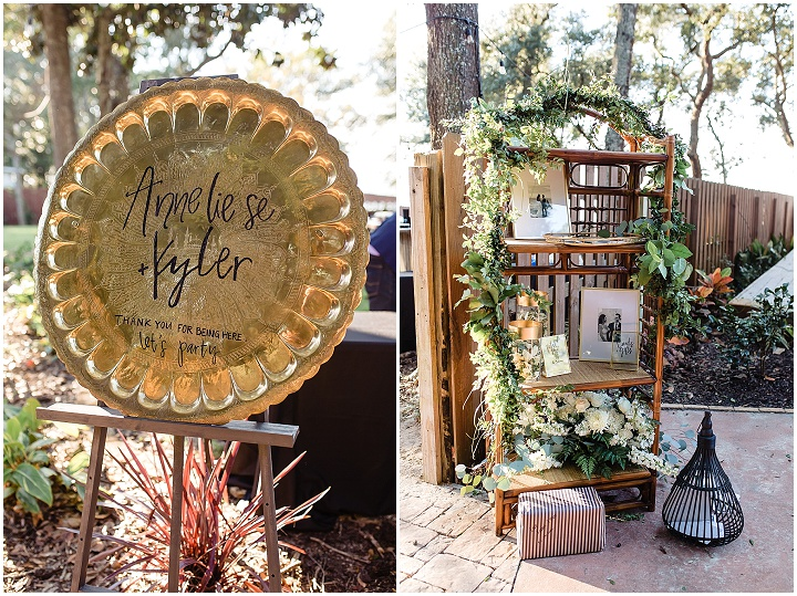 Anneliese and Kyler's Cliffside Elopement in Spain and Backyard Reception in Florida by Indie Pearl Photography