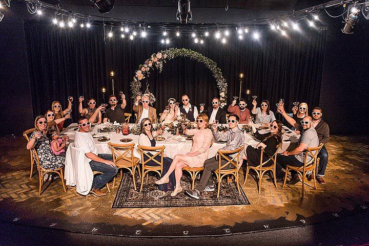 Sunglasses at a Wedding: Yay or Nay?