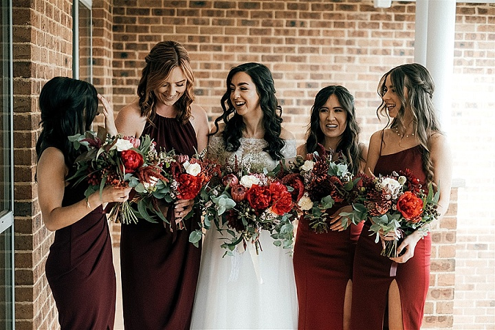 Erin and Micah's Charming Outdoor Rustic Wedding in Australia by Henry Paul Photography