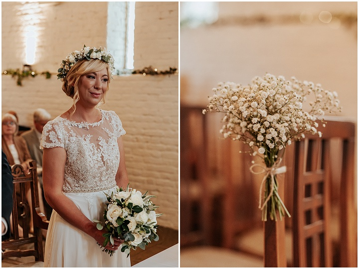 Hannah and Simon's Hand Crafted Barn Wedding in Reading by Jodie Mitchell Photography